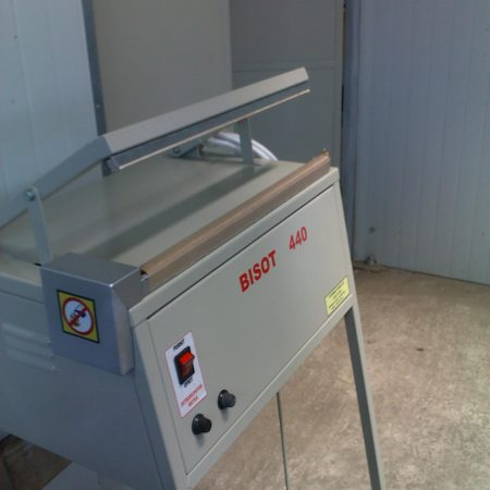 Masina de sigilat BISOT 400